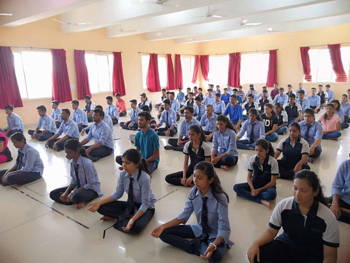 Yoga session 4, PCCOER